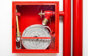 Проверка работоспособности внутренних противопожарных водопроводов (требуется 2 раза в год)